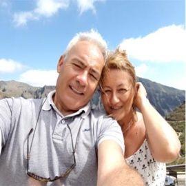 Linda e Antonio Sicilia
