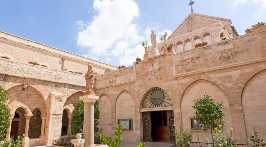 Bethleem Chiesa della Natività