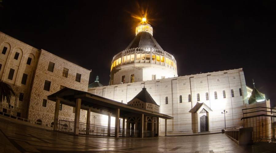 Nazareth - Basilica Annunciazione