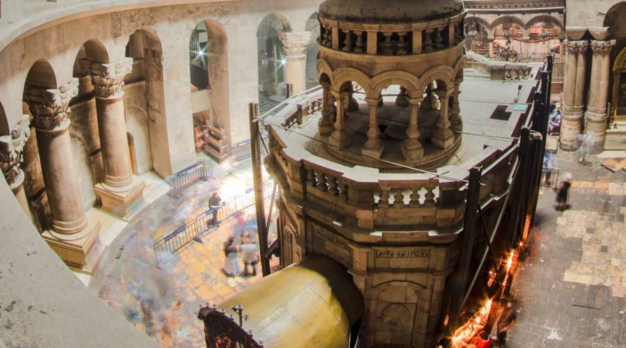 Santo Sepolcro Gerusalemme