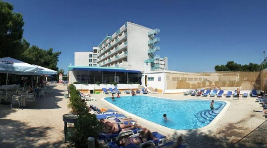 L'hotel - panoramica