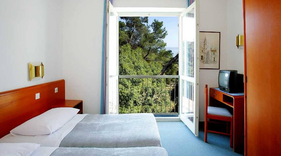 Soggiorno in hotel 3 stelle vicinissimo al mare in croazia for Soggiorno in croazia