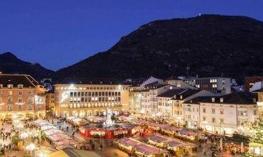 Mercatini di Natale in Alto Adige dalle Marche