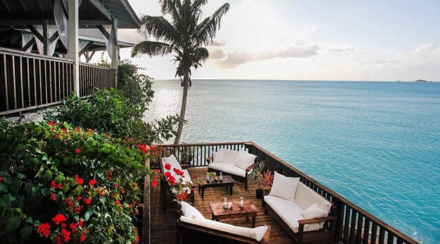 Lounge con vista