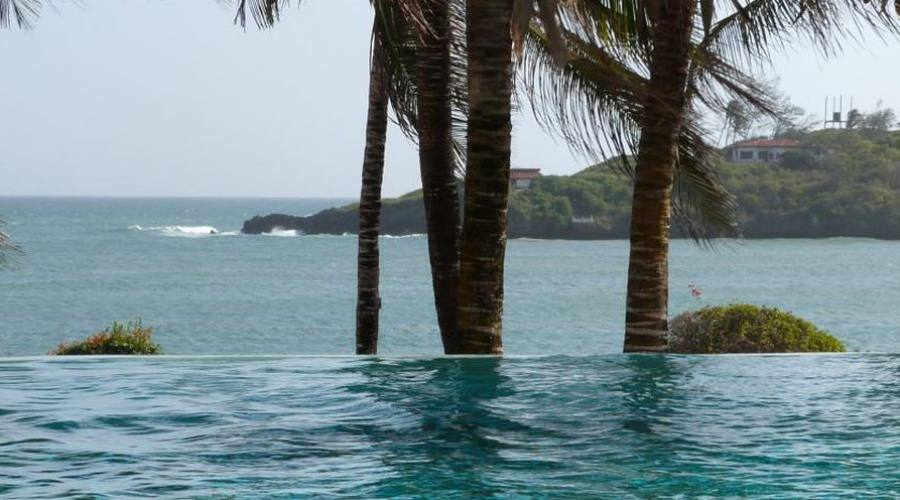 piscina panoramica vista mare