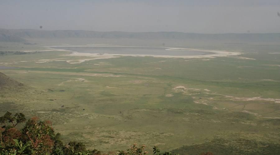 scorcio parco 'Ngorongoro