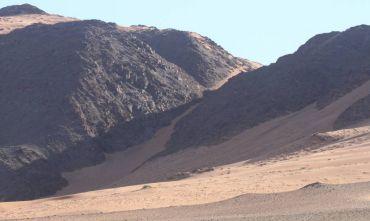 Namib ed Etosha: fra deserti ed animali