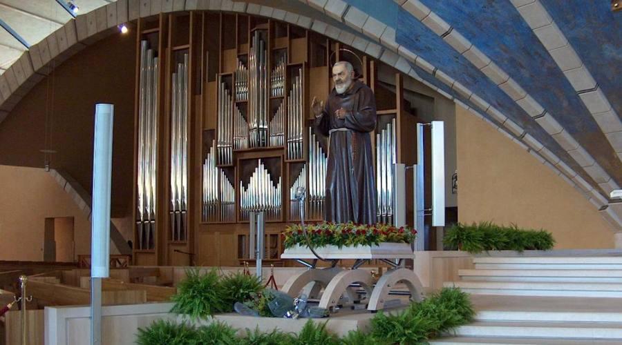 Chiesa nuova S. Giovanni Rotondo