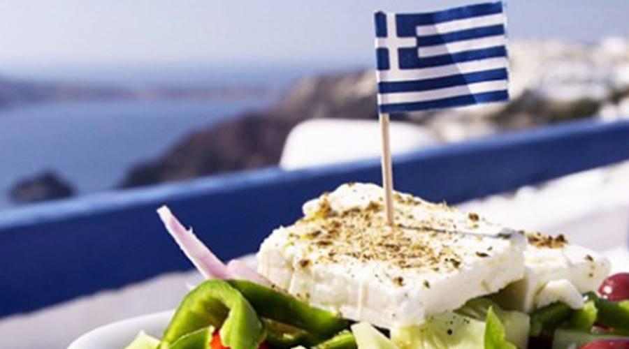 Gastronomia: la classica Insalata Greca (Koriatiki)