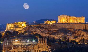 Capodanno 2020 nella Capitale Greca con escursioni Grecia Classica, da Roma