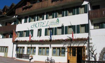 Hotel 3 stelle nella zona della Marmolada