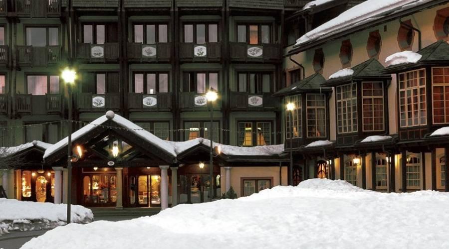 Hotel, veduta esterna