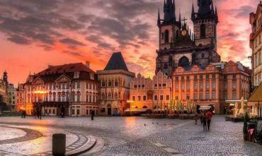 Tour della Boemia e Castelli