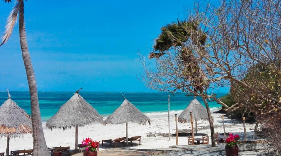 spiaggia attrezzata dell'hotel