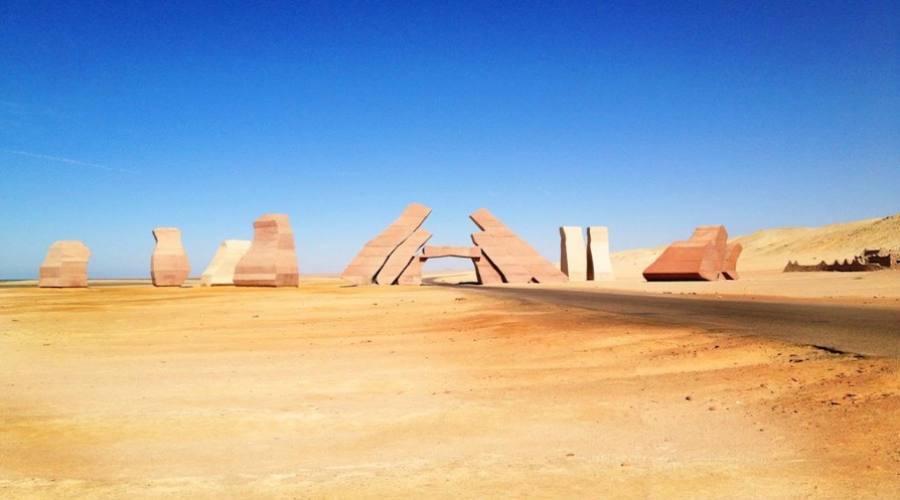 Porta del deserto