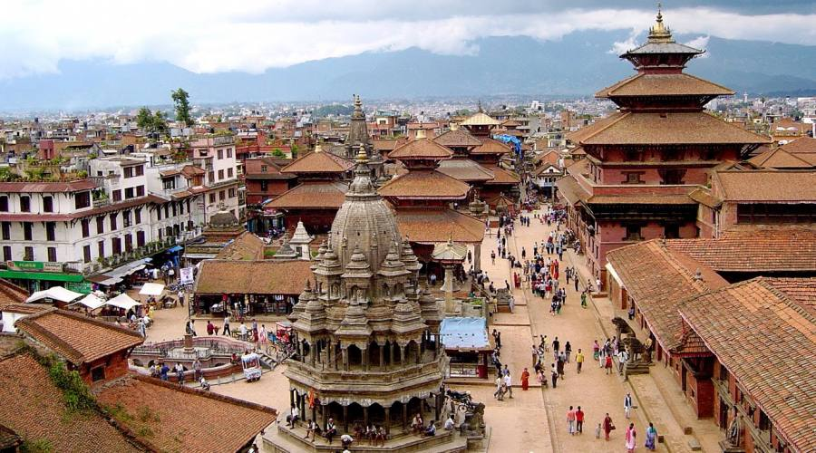 Centro di Kathmandù