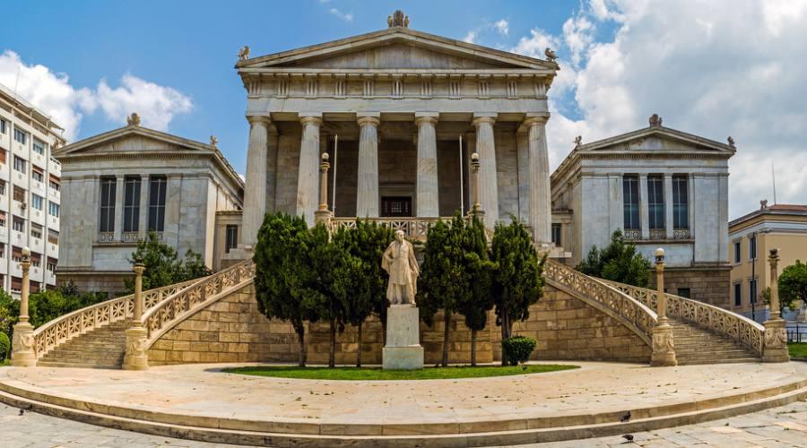 Bibblioteca di Atene