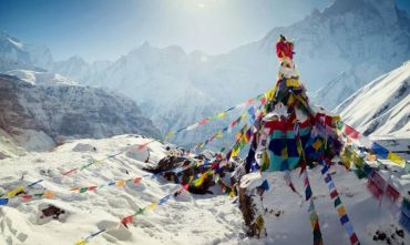 Tour di gruppo: Trekking al Campo Base dell'Everest