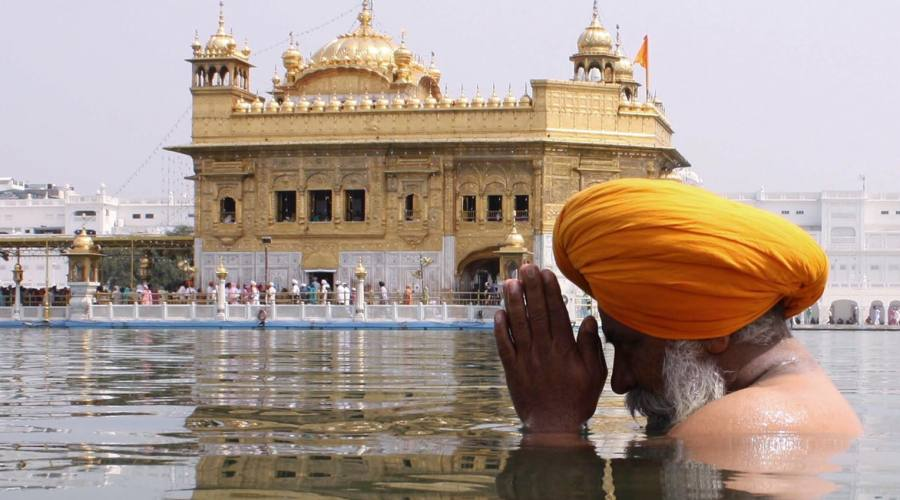 Sick in preghiera