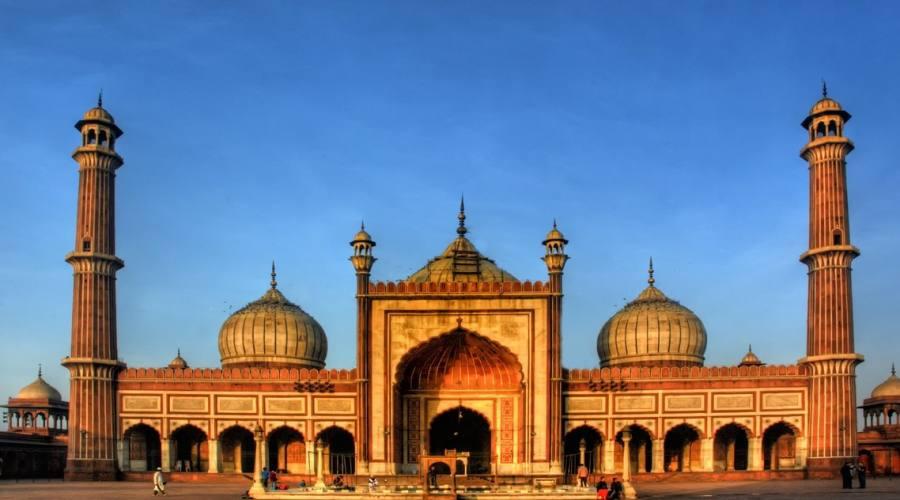 Delhi: Moschea