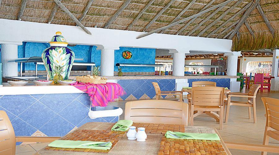 Occidental Allegro Playacar: Bar Ristorante Vista Piscina