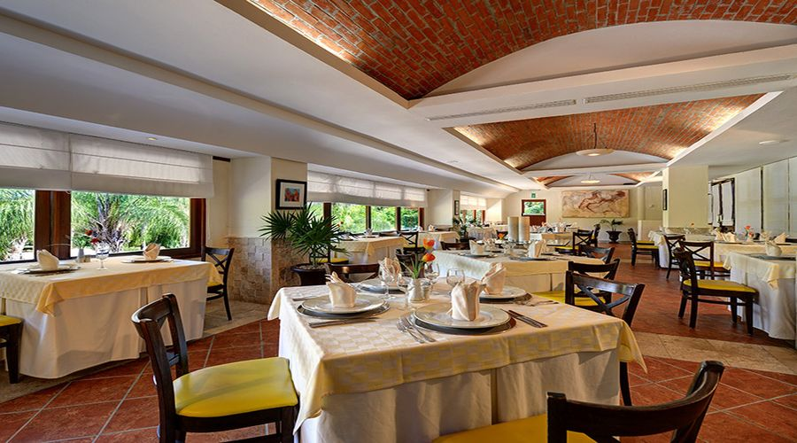 Occidental Allegro Playacar: Italian Restaurant