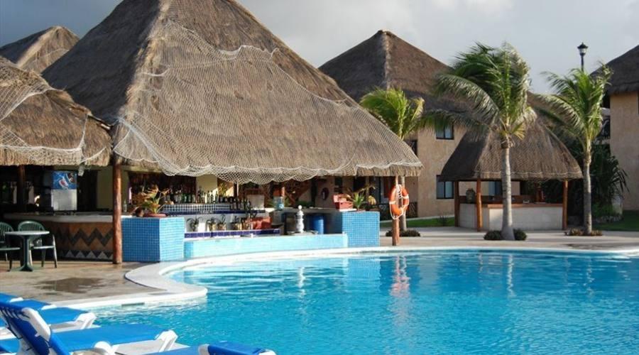 Occidental Allegro Playacar: Bar nella Piscina