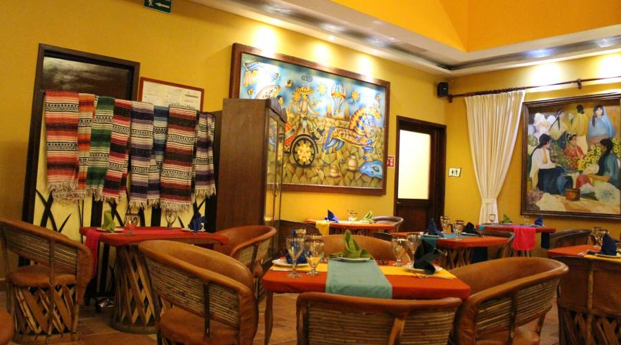 Viva Maya: Ristorante Hacienda