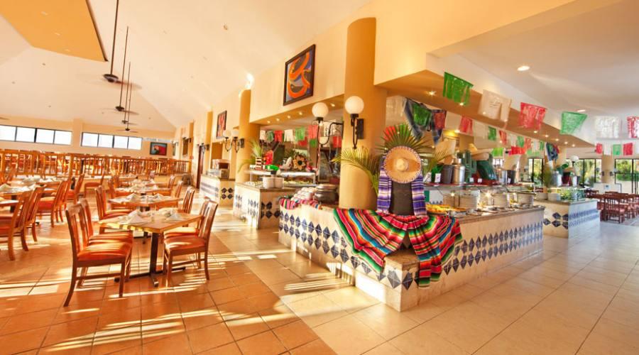 Viva Maya: Ristorante La Terraza