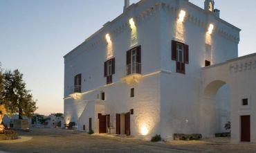 Masseria del XVII Secolo 5 Stelle con Piscina, Spa, Vicino al Mare
