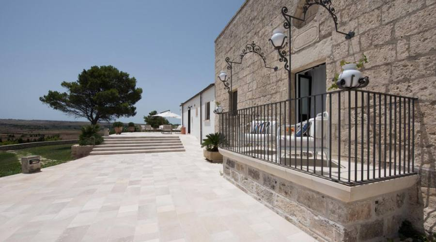 Camere e Suite in Masseria sul Litor. Otranto