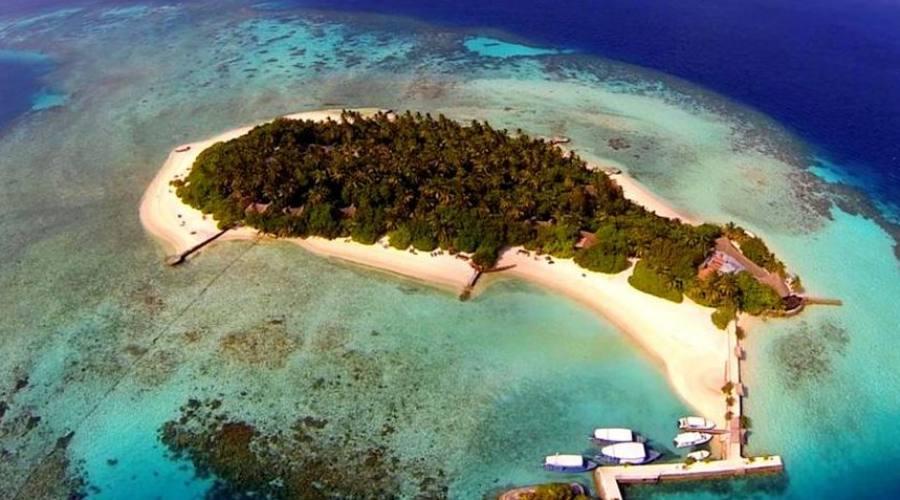Volo E Soggiorno Al Makunudu Island Resort, Parti Ora Per Le ...