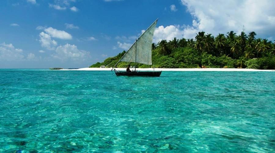 Volo E Soggiorno Al Makunudu Island Resort, Parti Ora Per ...
