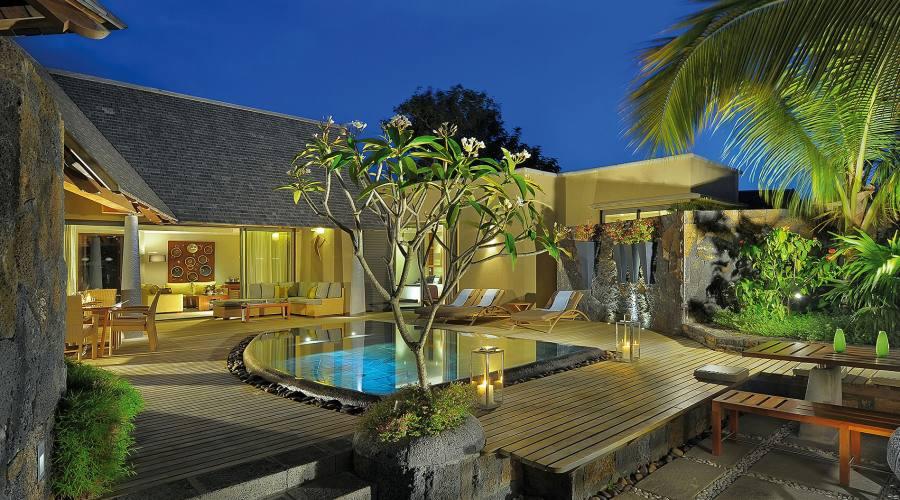 Villa con tre camere
