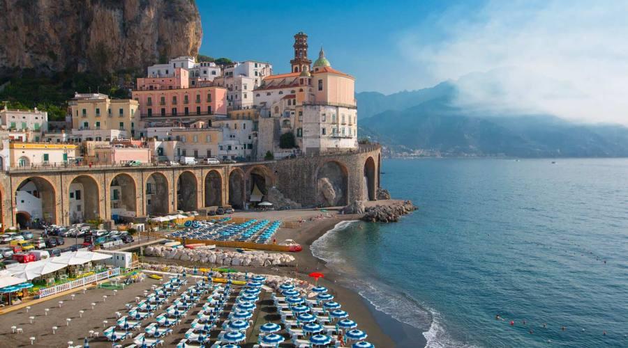 Amalfi - Atrani