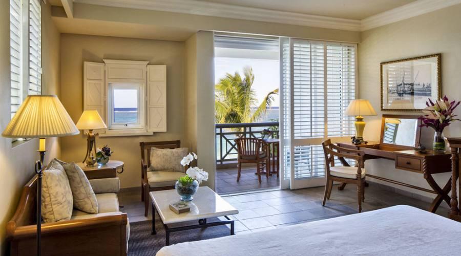 Colonial Ocean View Room