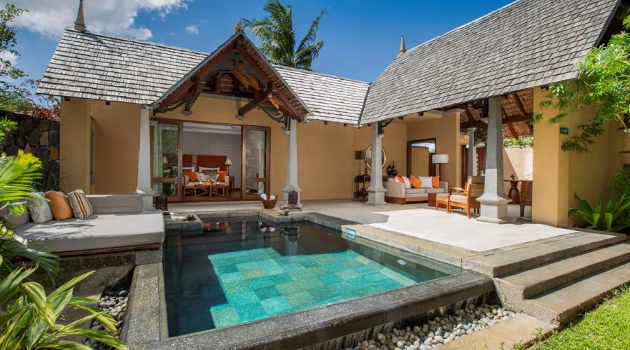 Garden Suite Pool Villa