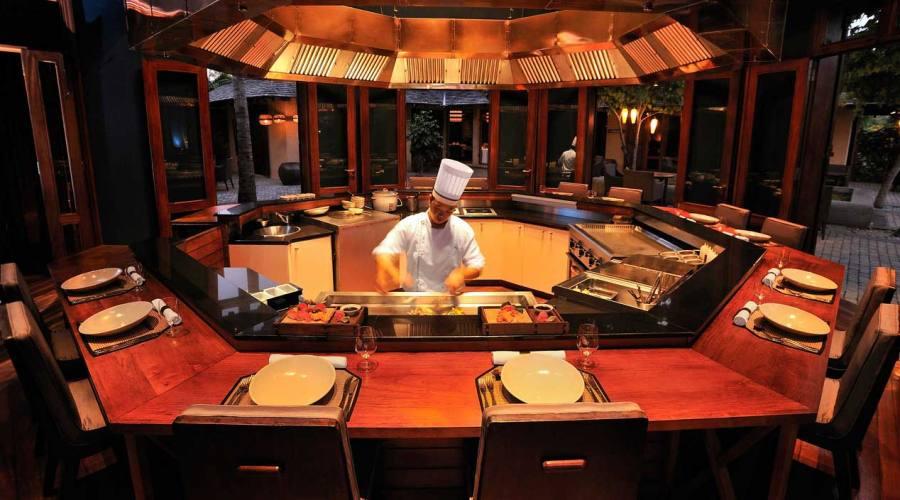 Il ristorante Cilandro - specialita' giapponesi