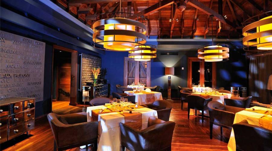 Il ristorante Cilandro