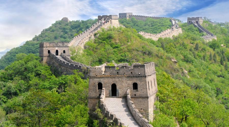 Cina Pechino Grande Muraglia