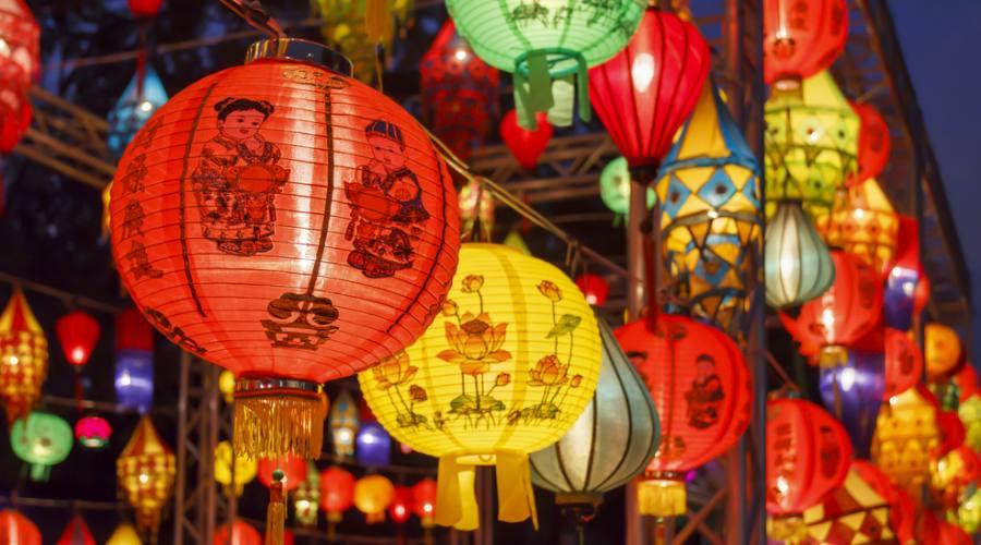 Cina Festival delle Lanterne