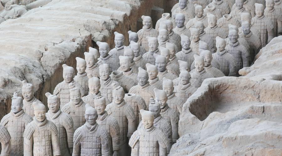 Cina Esercito di Terracotta