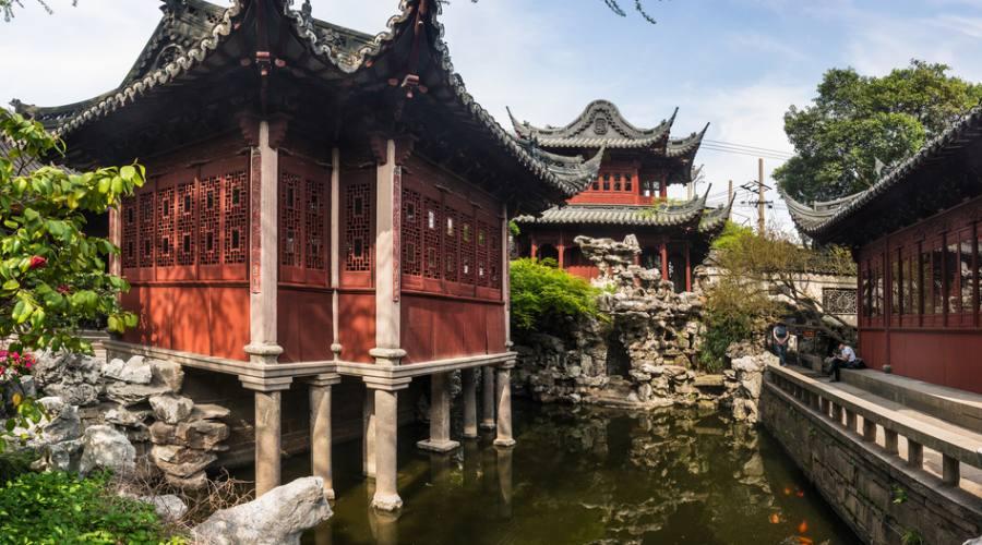 Shanghai Giardino del Mandarino