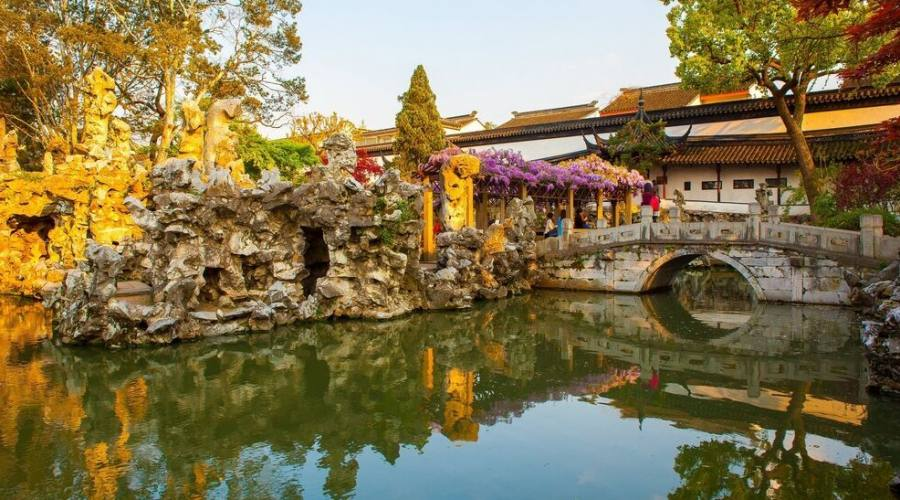 Cina Giardino Classico