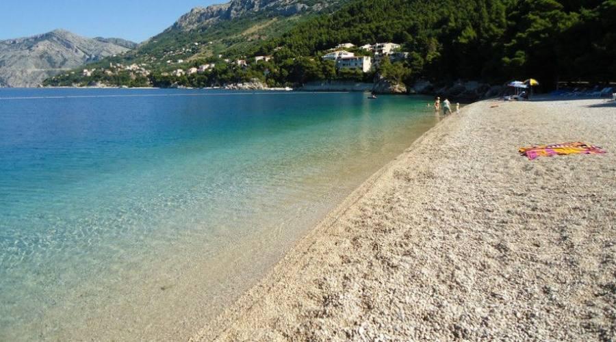 Una delle spiaggie