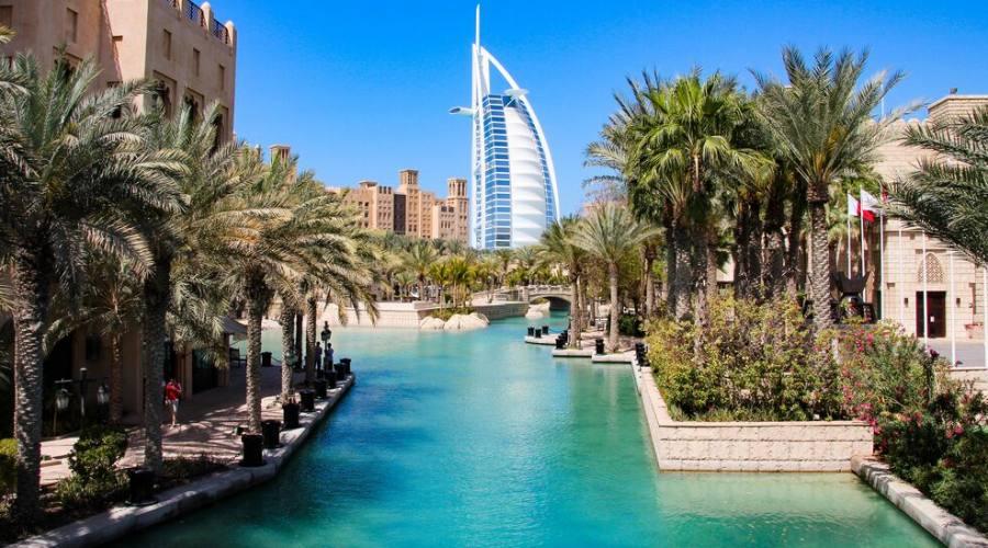 Burj al Arab da Madinath Jumeirah