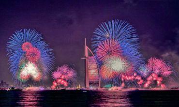 Capodanno 2020 negli Emirati con volo diretto da Catania!