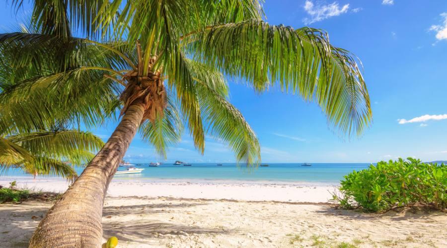 Spiaggia di Praslin