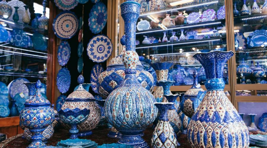 isfahan il bazar