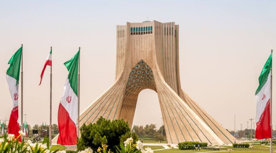 Monumento Azadi - Teheran